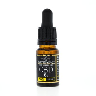 CBD Oil The Holy Company 10% Macadamiaoil 10ml