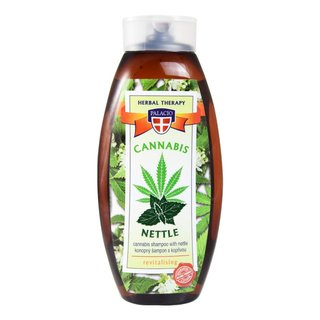 Cannabis Shampoo with Nettle 500ml