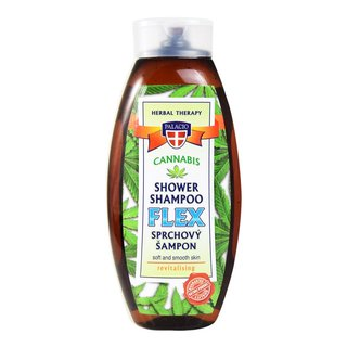 Cannabis Shower Shampoo FLEX 500ml