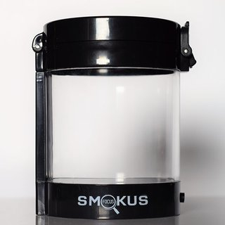Smokus Focus The Middleman Glas